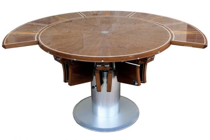 Автоматически раскрывающийся стол