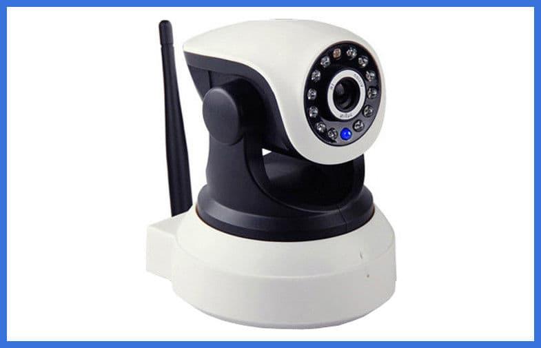 Антивандальная камера с круговым обзором