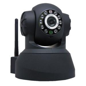 Вращающаяся камера с ИК-подсветкой