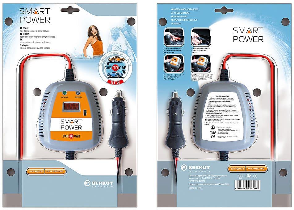 Зарядное устройство SMART POWER SP-8A