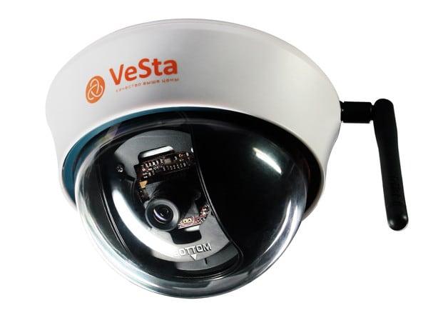 Камера с круговым обзором