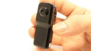 Миниатюрная камера с встроенным аккумулятором