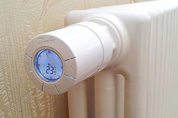 Термостат в умный дом