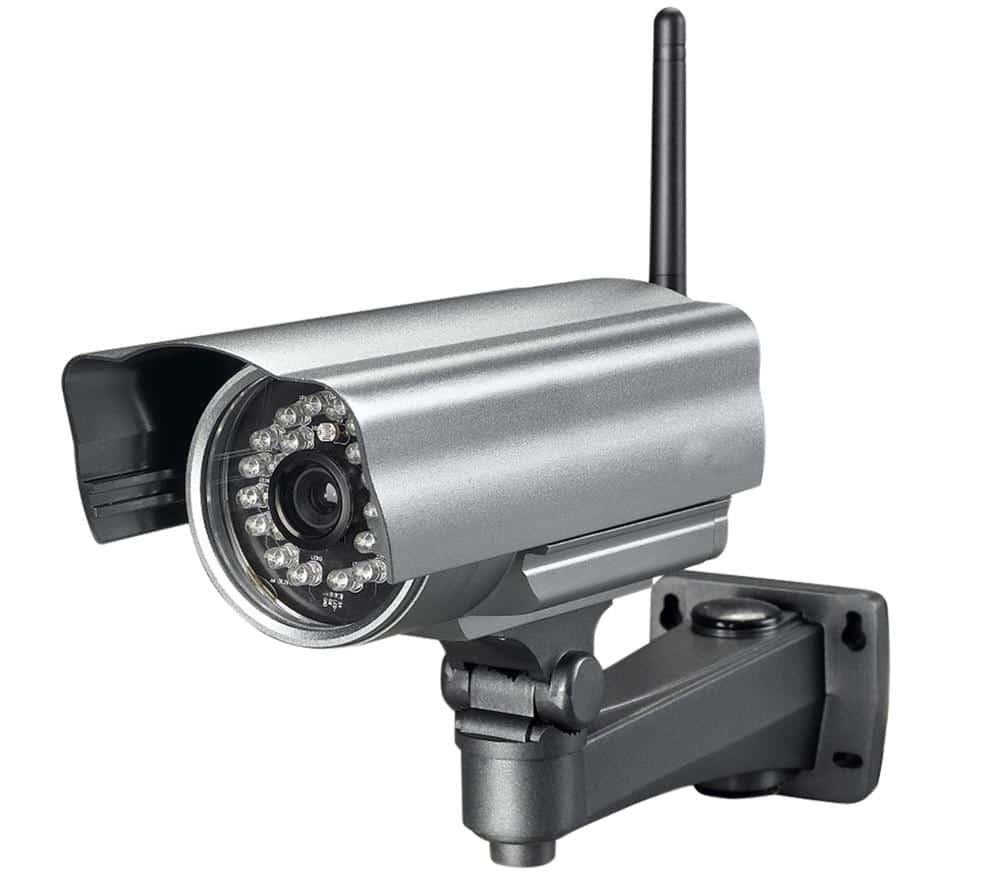 схема соединения уличной видеокамеры