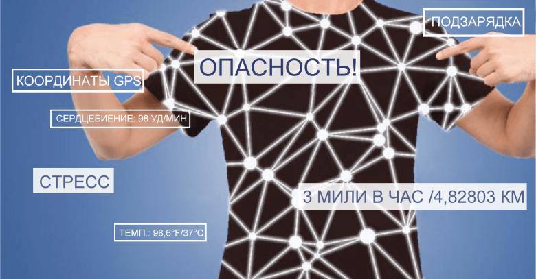 """Одежда будущего и """"умная"""" ткань - Cisco Systems"""