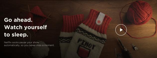 Умные носки