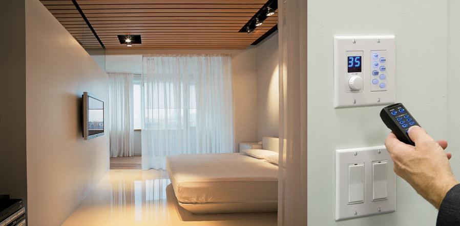 Установка системы климат контроль в квартирах и домах