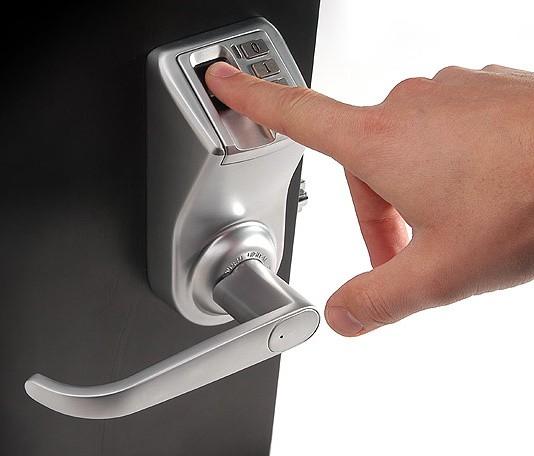 Биометрические замки для дверей