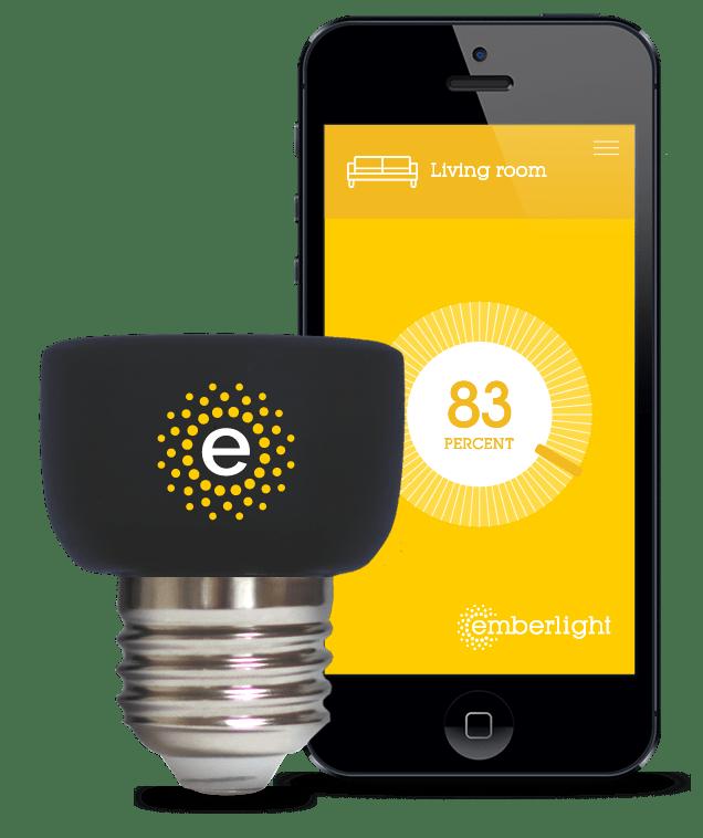 Emberlight - устройство для управления светом в доме