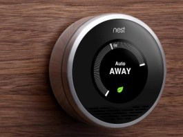 Nest Thermostat Home Away Assist