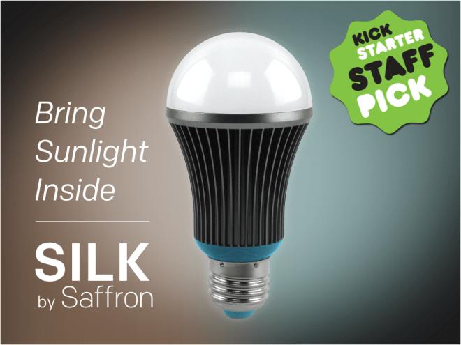 Silk - умная лампа