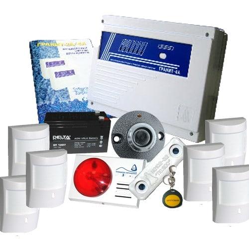 GSM сигнализация модель Гранит 4А