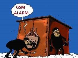 Охранная gsm сигнализация для гаража