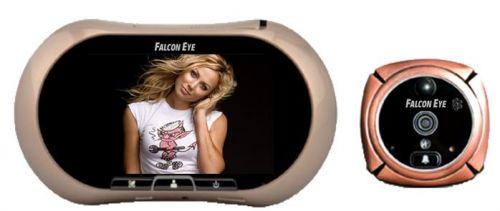 Видеоглазок модель Falcon Eye FE-VE03