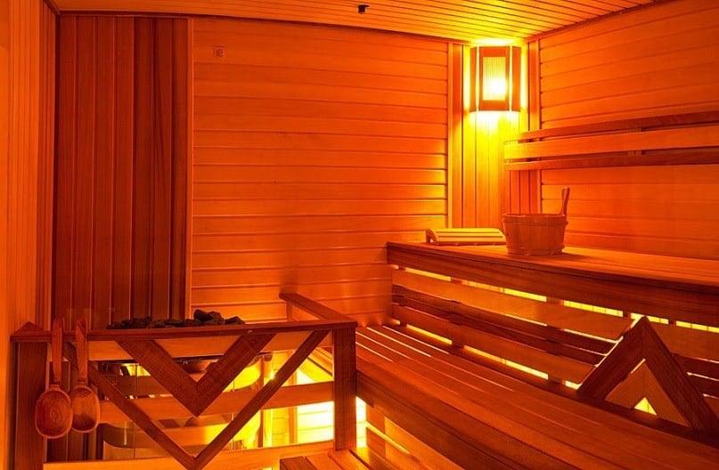 Комфортная баня