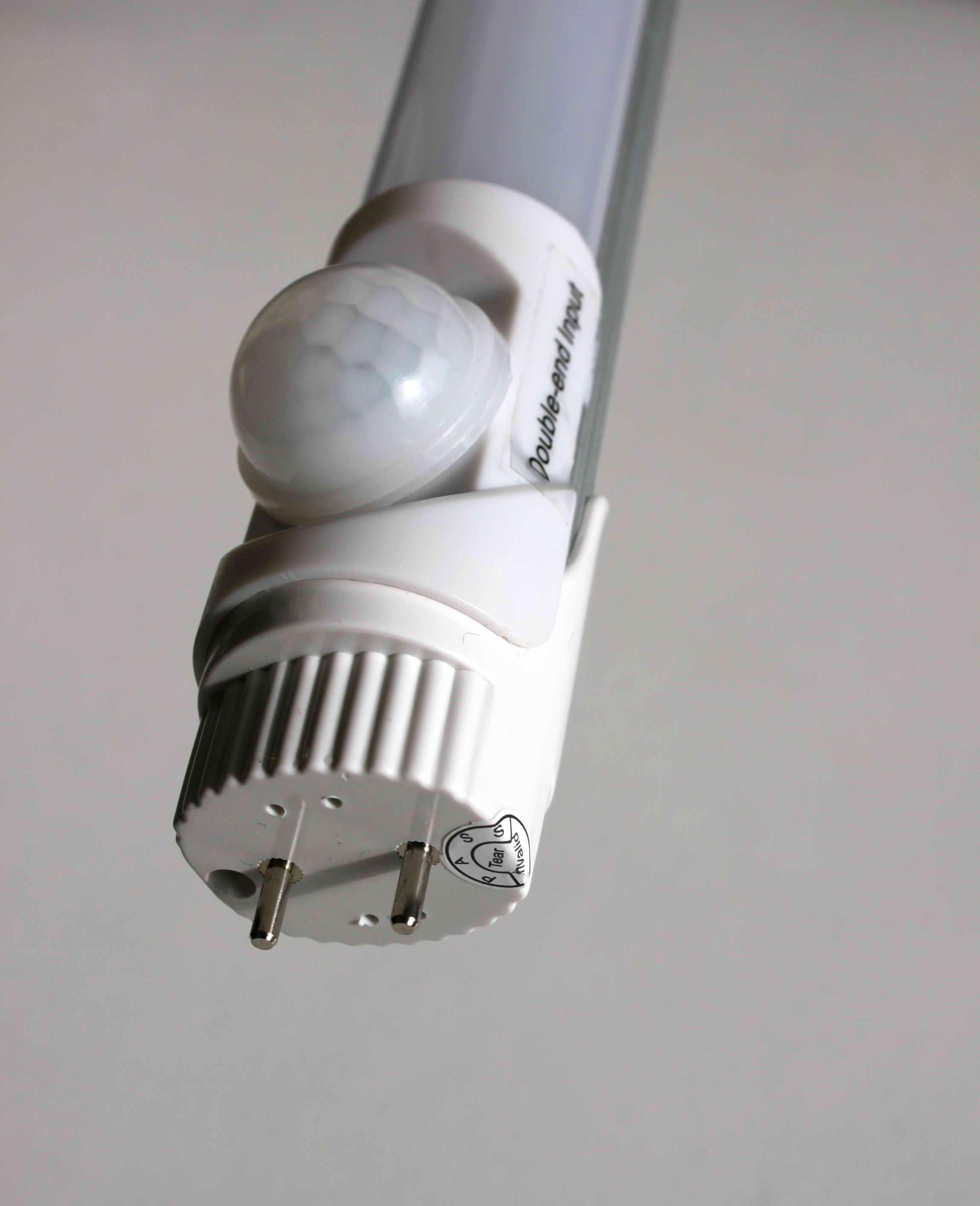Светодиодная лампа со встроенным датчиком движения