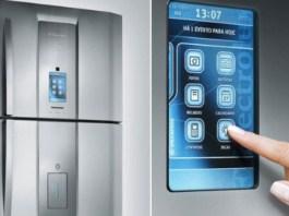 Смарт холодильник