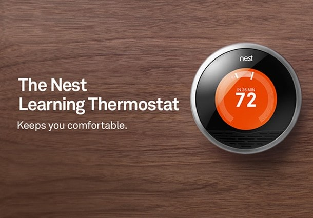 Термостат Google Nest