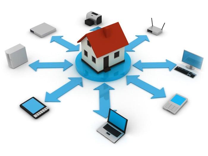 Управление умным домом с различных устройств