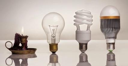 Эволюция освещения – от лампады до LED-лампы