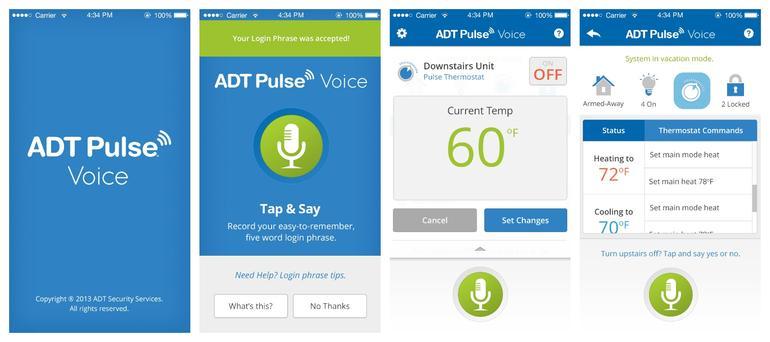 ADT Pulse Voice