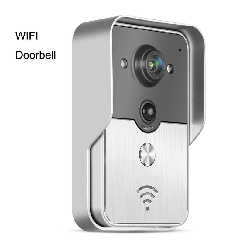 Wireless WIFI Doorbell Video