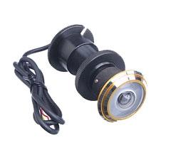Видеоглазок модель БЦ 176/3 на базе цветной видеокамеры KPC-190С
