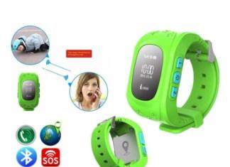 GPS трекер для детей